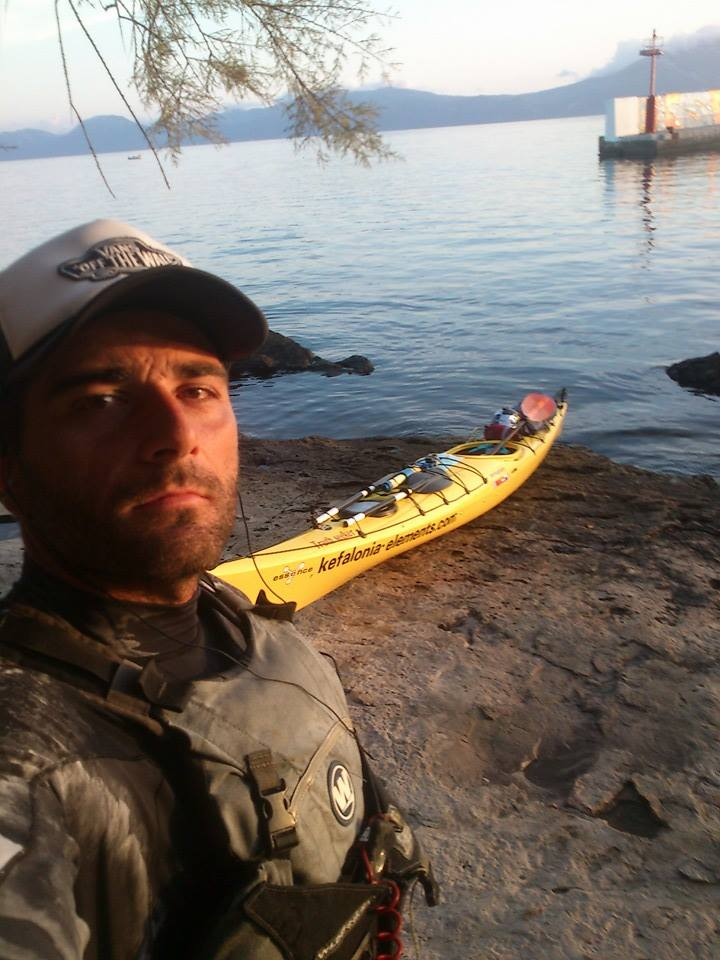 Ο σύγχρονος «Οδυσσέας» Γιώργος Ποταμιάνος, ιδιοκτήτης της εταιρίας Kefalonia Elements-Outdoor Activities